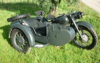 Aluguer de Moto Sidecar