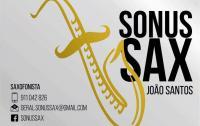 Sonus Sax - João Santos