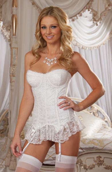 d3ecd9413 Dicas para escolher a lingerie de noiva